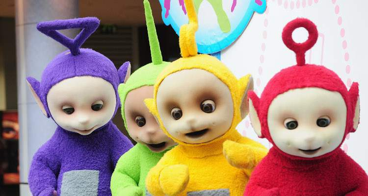 teletubbies simon