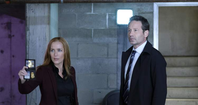 the x files returns