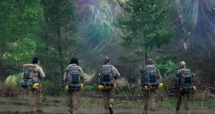 Annihilation Post-Credits