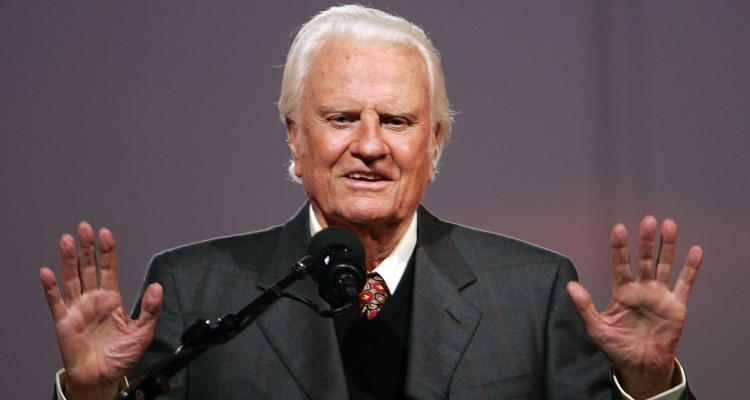 Billy Graham wife