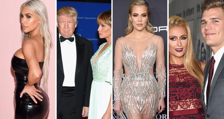 Celebrity News 2018