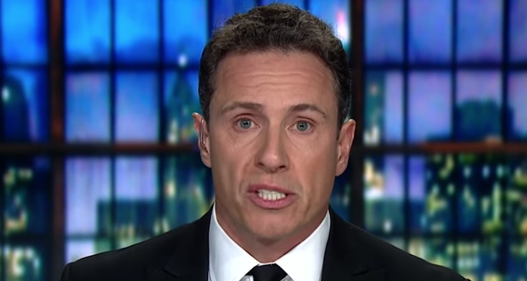 Chris Cuomo's Anti-Trump Bias Is So Bad Even Liberal Senators Are Calling  Him Out