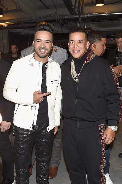 Daddy Yankee & Luis Fonsi