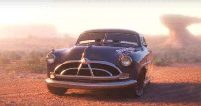 Doc hudson Cars 3