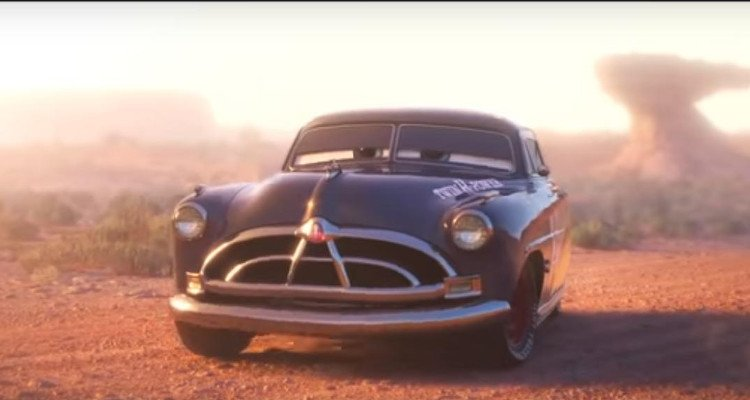 what happened to doc hudson in cars 3 did paul newman s. Black Bedroom Furniture Sets. Home Design Ideas