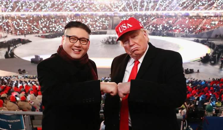 Fake Kim Jong-Un