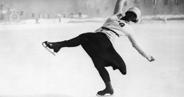 First Winter Olympics