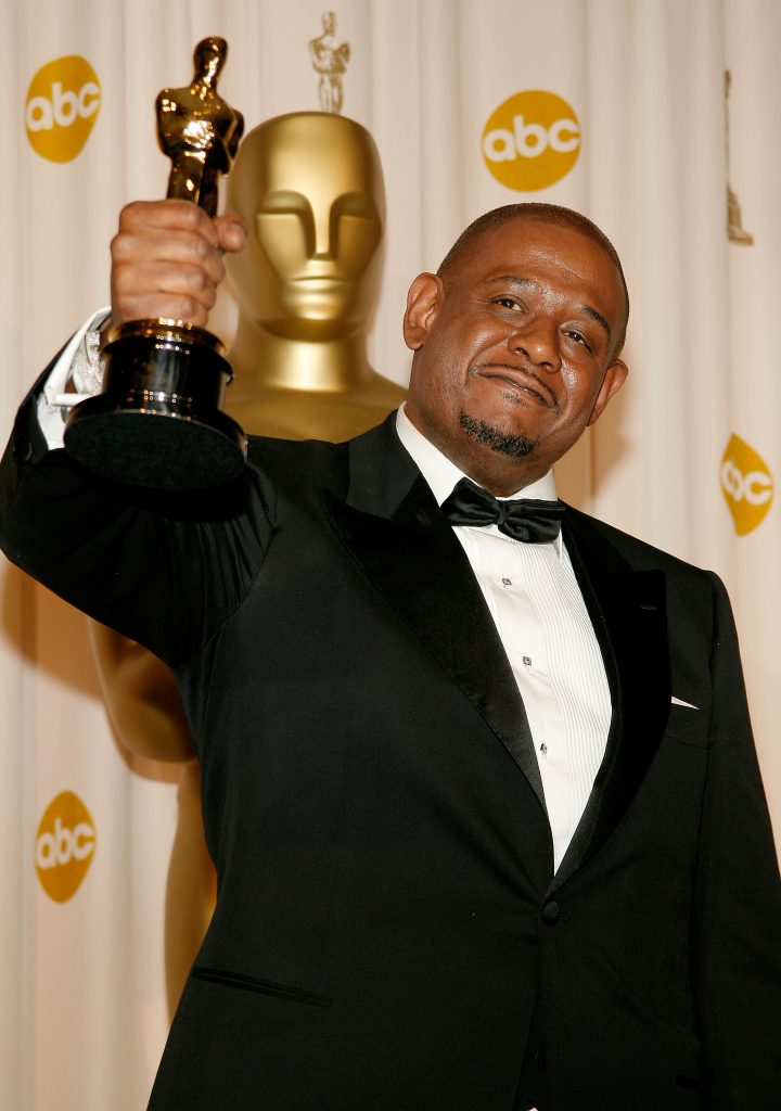 Forest Whitaker Academy Award