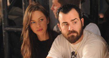 Heidi Bivens & Justin Theroux