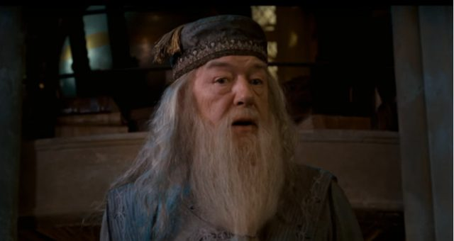 Is Albus Dumbledore Gay