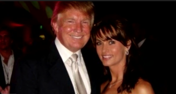 Karen McDougal & Donald Trump