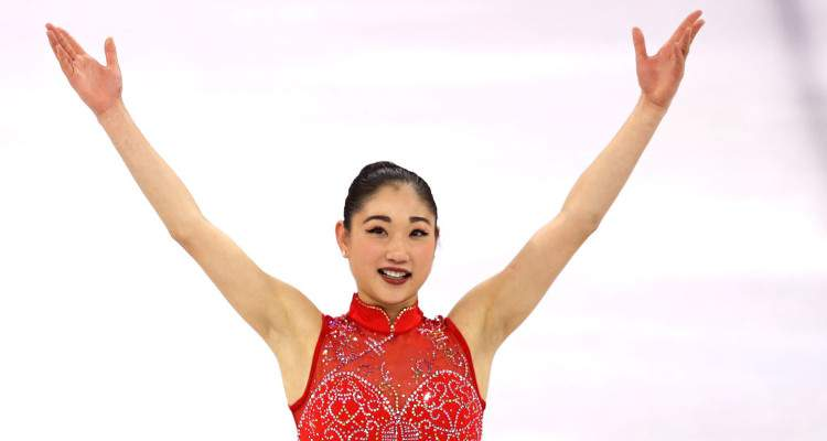 Mirai Nagasu Triple Axel