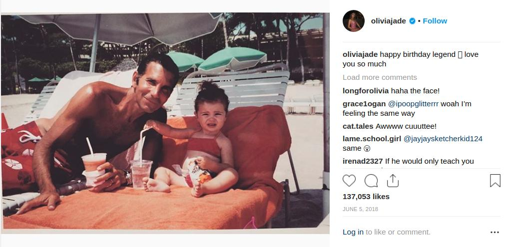 Olivia-Jade-Giannulli-wishing-her-dad-Mossimo-Giannulli-on-Instagram