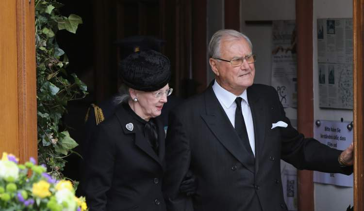 Prince Henrik death