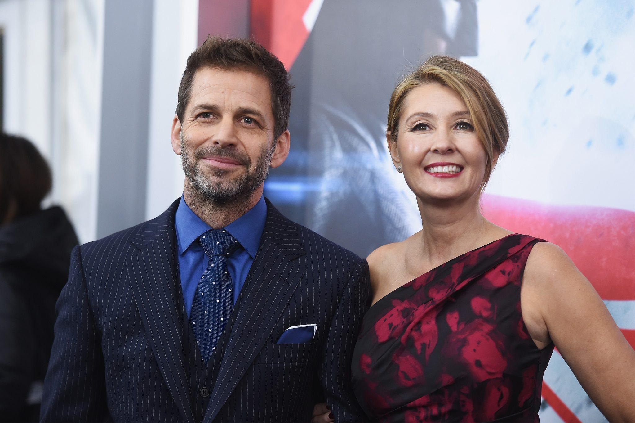 Zack & Deborah