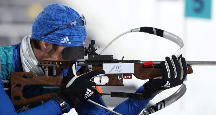 biathlon rifles