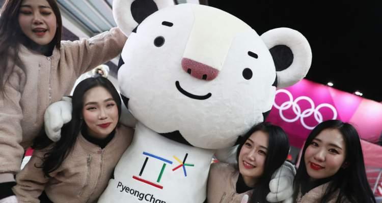 pyeongchang olympics mascot