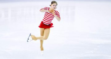 Yulia Lipnitskaya Now