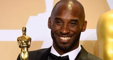 why did kobe win an oscar