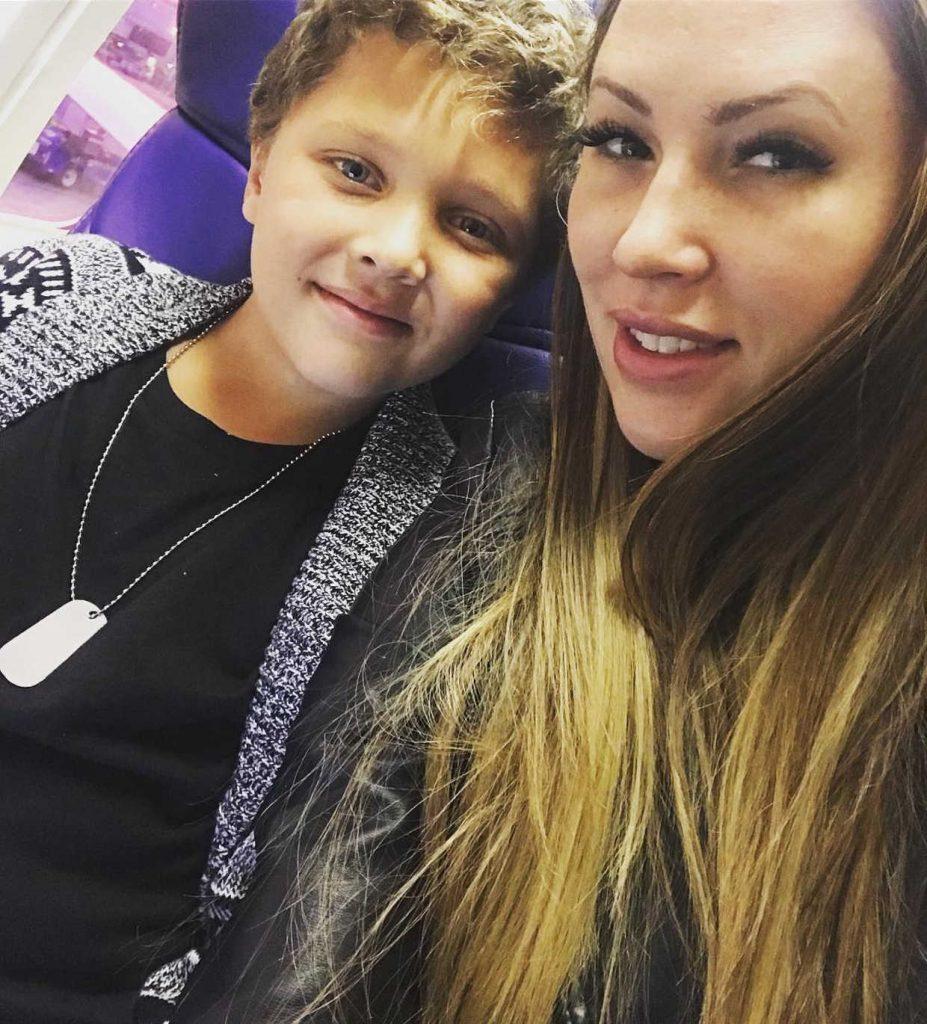 Melissa Meeks kids