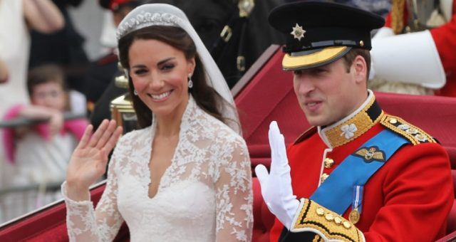 Prince William & Kate Middleton wedding