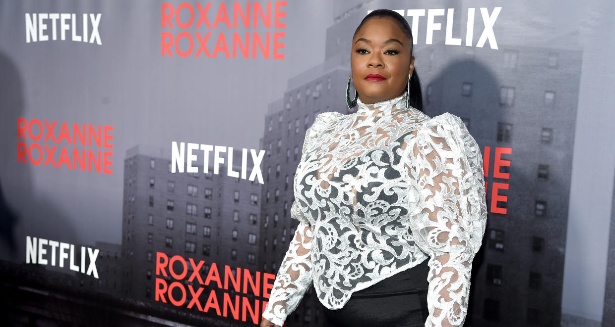 Roxanne Shante Movie