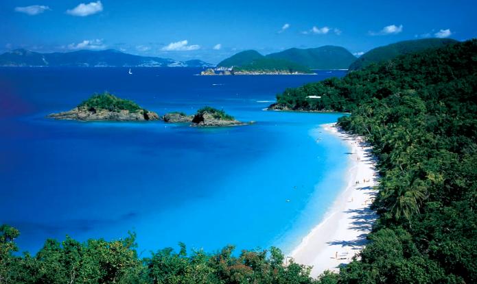 Royal Honeymoon in Carribean Islands