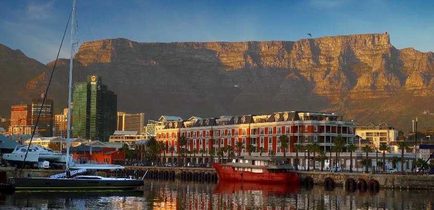 Royal Honeymoon in South Africa