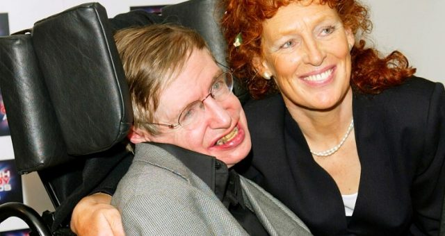 Stephen Hawking funny moments