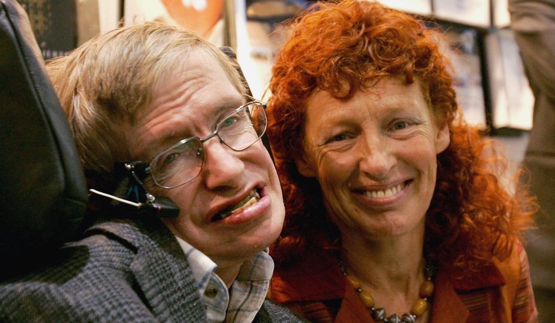 Stephen Hawking Wives