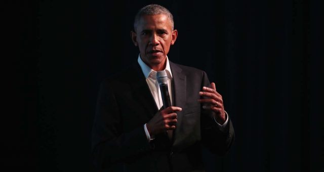Barack Obama Obama Foundation Photos