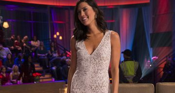 Becca Kufrin from The Bachelorette