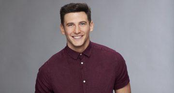 Blake Horstmann from The Bachelorette