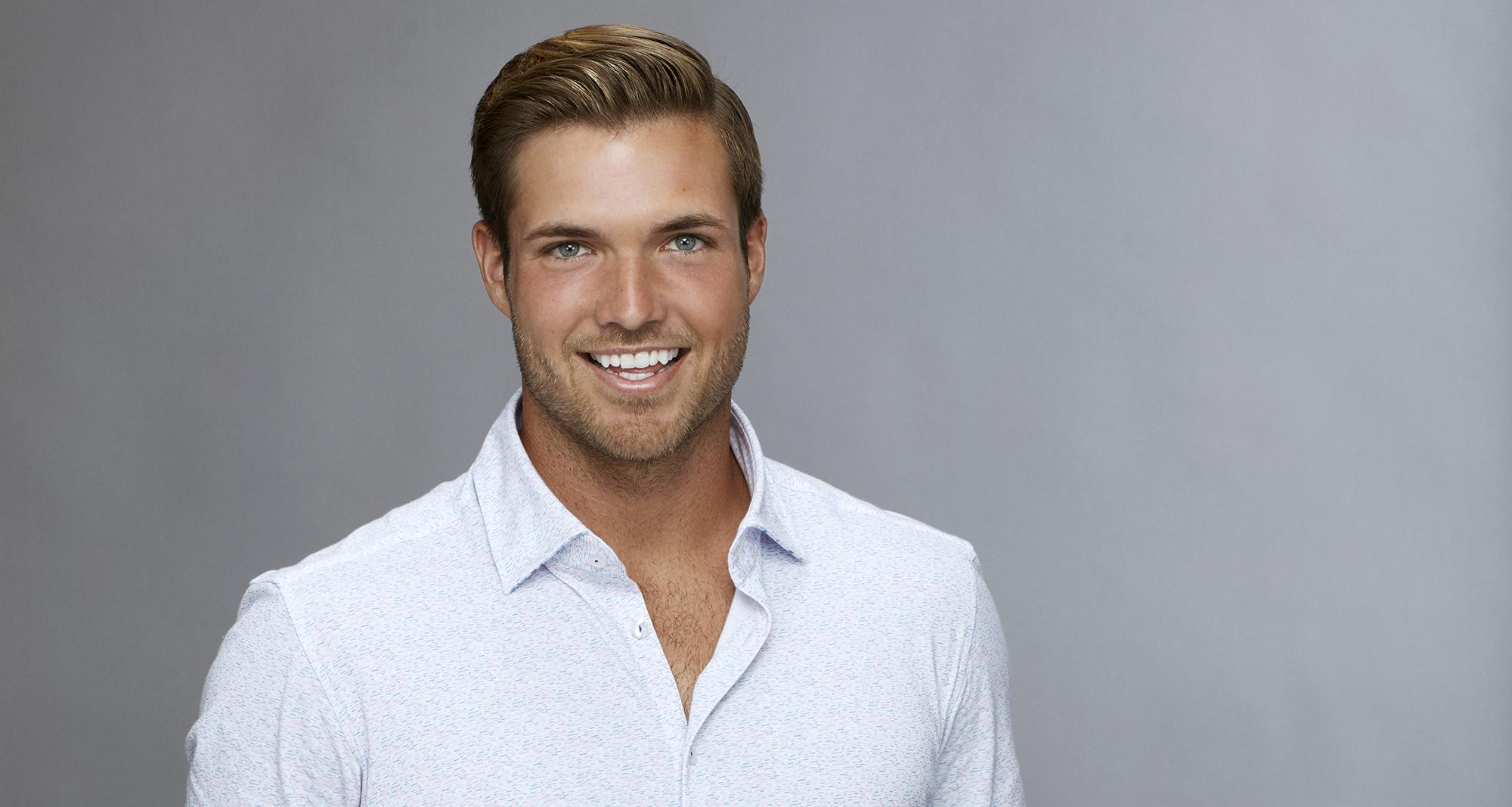 Jordan Kimball from The Bachelorette