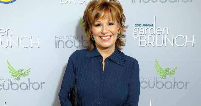 Joy Behar Trump Tweet