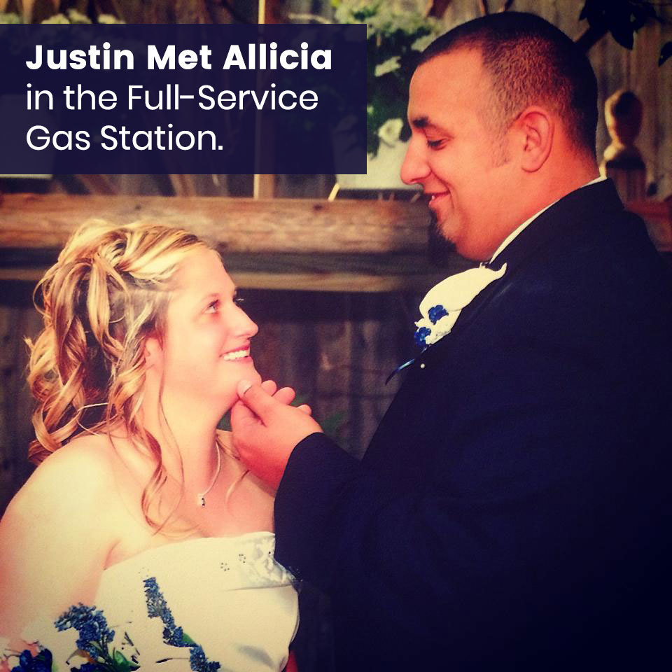 Justin Met Allicia