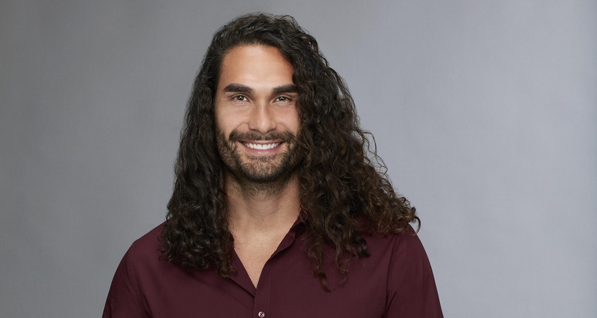 Leo from The Bachelorette 2018