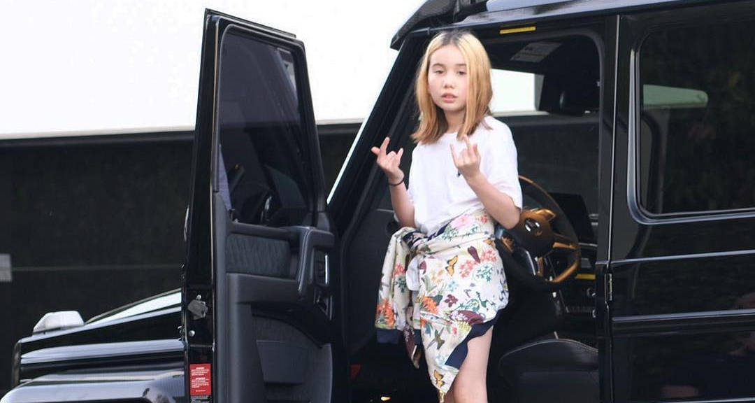 Lil Tay House Arrest