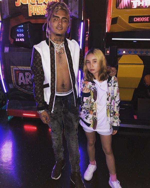 Lil Tay and Lil Pump