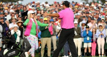 Patrick Reed wife