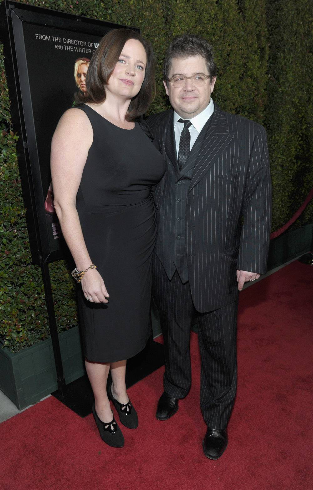 Patton Oswalt & Michelle McNamara