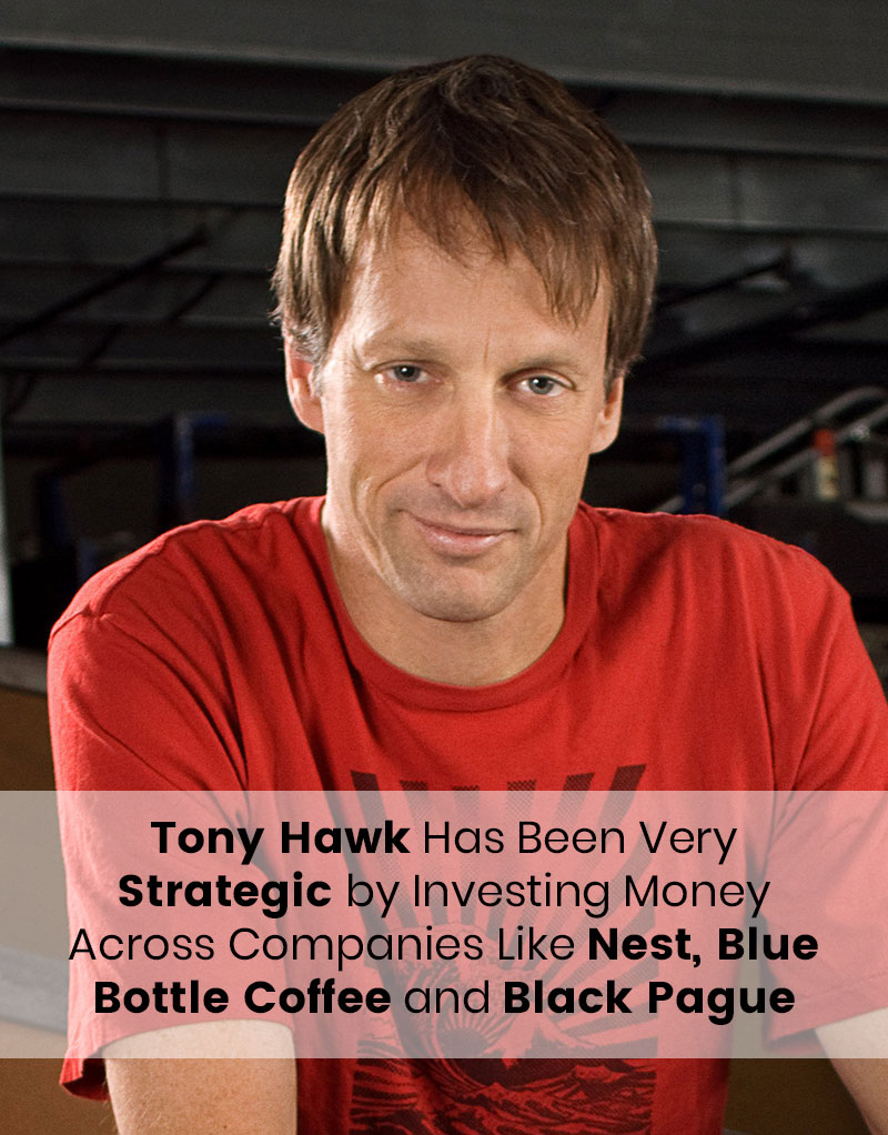 Tony Hawk's Investment