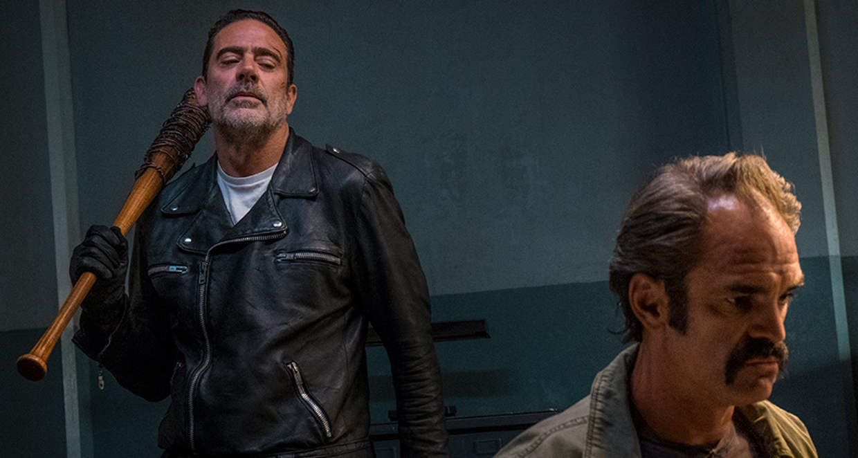the walking dead episode 815 negan