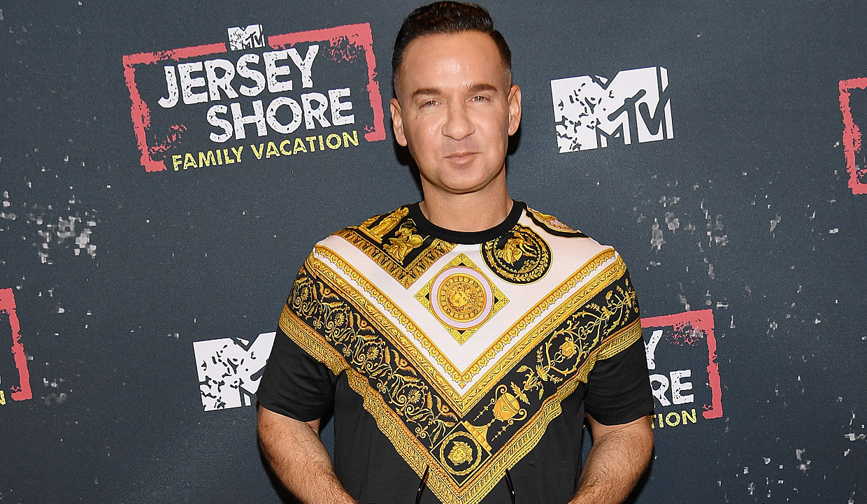 why is mike sorrentino in trouble