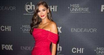 Miss Universe, Pia Wurtzbach featured in People Asia magazine