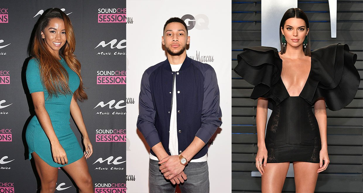 Ben Simmons dating Timeline