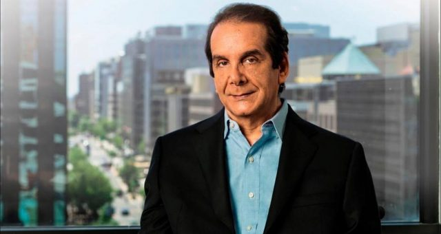 Charles Krauthammer in Fox News