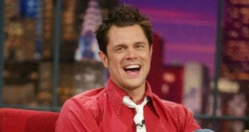 The Tonight Show with Jay leno-Johnny Knoxville