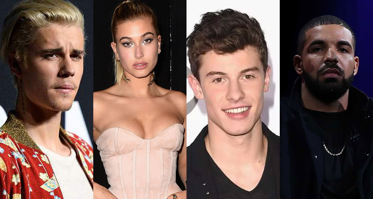 Hailey Baldwin's Boyfriends till date