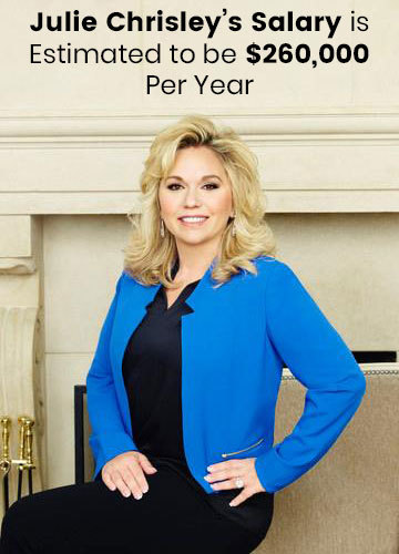 Julie Chrisley Salary